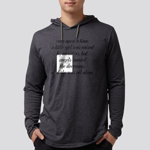 once upon a time5 Mens Hooded Shirt