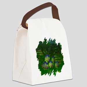 fish6a2 Canvas Lunch Bag