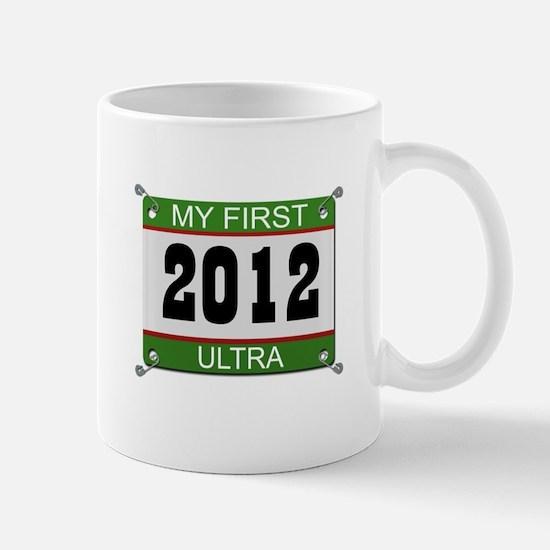 My First Ultra (Bib) - 2012 Mug