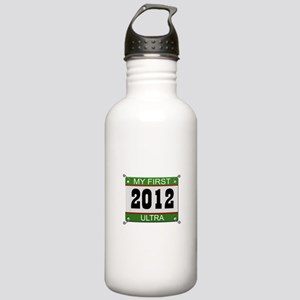 My First Ultra (Bib) - 2012 Stainless Water Bottle