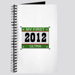 My First Ultra (Bib) - 2012 Journal