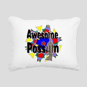 064 Rectangular Canvas Pillow