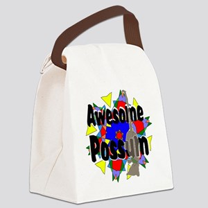 064 Canvas Lunch Bag