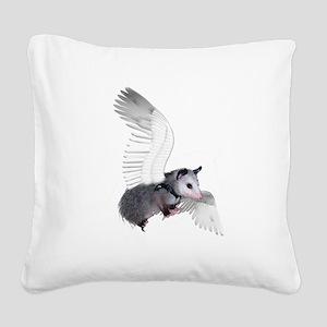 possum15ang Square Canvas Pillow