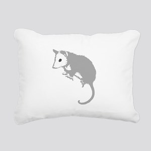 smallersz Rectangular Canvas Pillow