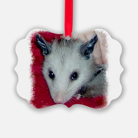 Little Possum Ornament