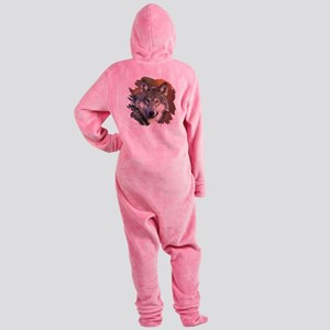 wolf Footed Pajamas