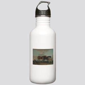 Mares and Foals Stainless Water Bottle 1.0L