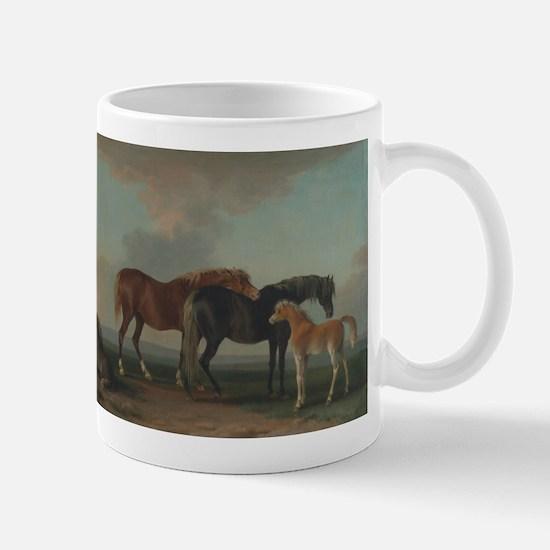 Mares and Foals Mug