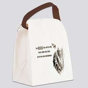 smallersz Canvas Lunch Bag