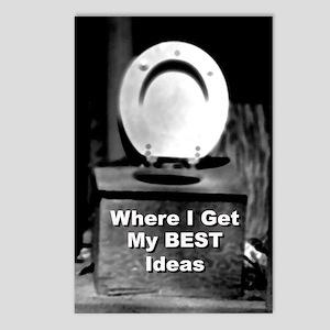 Best Ideas postcards
