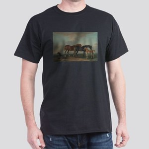 Mares and Foals Dark T-Shirt