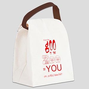 goozoo4 Canvas Lunch Bag