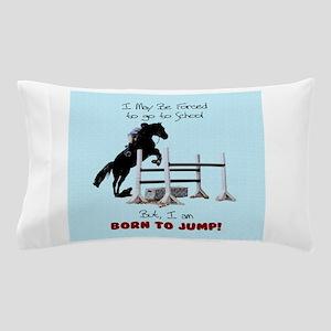 Fun Hunter Jumper Horse Pillow Case