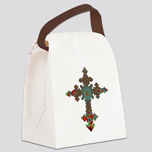 cross24c Canvas Lunch Bag