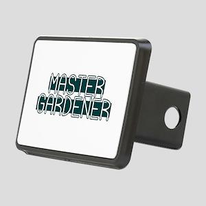 Master Gardener Rectangular Hitch Cover