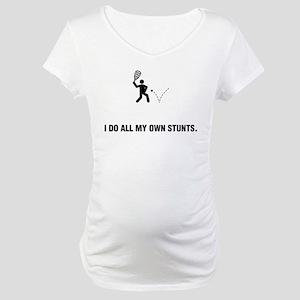 Racquetball Maternity T-Shirt