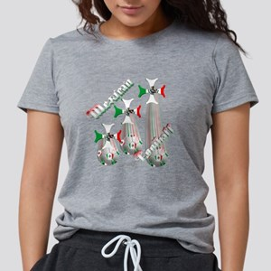 RainingMexShirt Womens Tri-blend T-Shirt