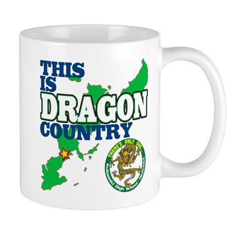 Dragon Country Mug