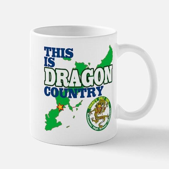 Dragon Country Mug