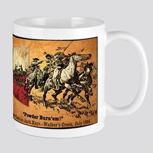 Texas Rangers - John Coffee Hays Mugs