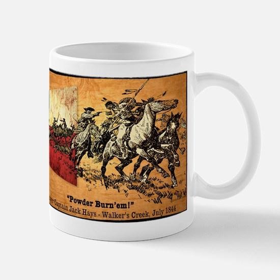 Texas Rangers - John Coffee Hays Mugs