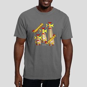 RainingSpainShirt Mens Comfort Colors Shirt