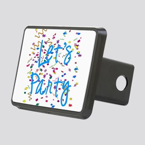 party Rectangular Hitch Cover