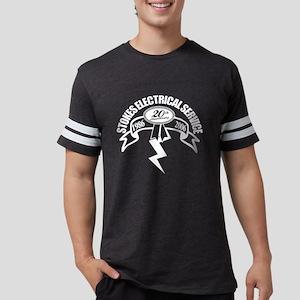 STOKES dark shirt Mens Football Shirt