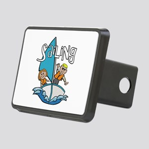 2-sailing Rectangular Hitch Cover