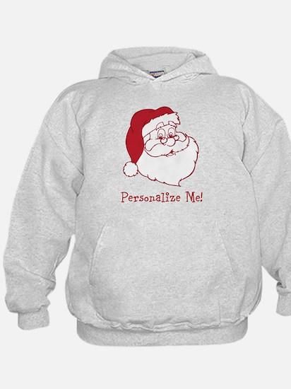 Retro Santa Claus Hoodie