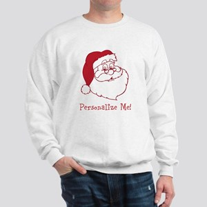 Retro Santa Claus Sweatshirt