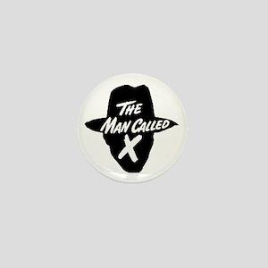 The Man Called X Mini Button