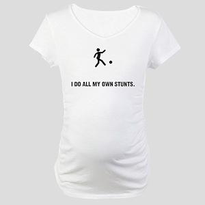 Kickball Maternity T-Shirt
