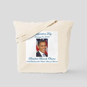Inauguration Day Jan 21,2013 Tote Bag