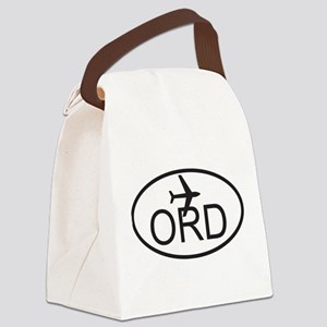 ohare Canvas Lunch Bag