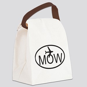 moscow airport Canvas Lunch Bag