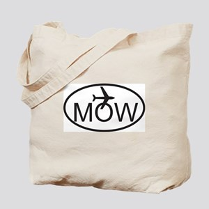 moscow airport Tote Bag