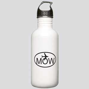 moscow airport Stainless Water Bottle 1.0L
