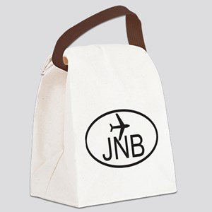 johannesburg airport Canvas Lunch Bag