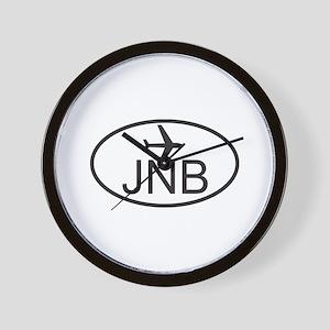 johannesburg airport Wall Clock