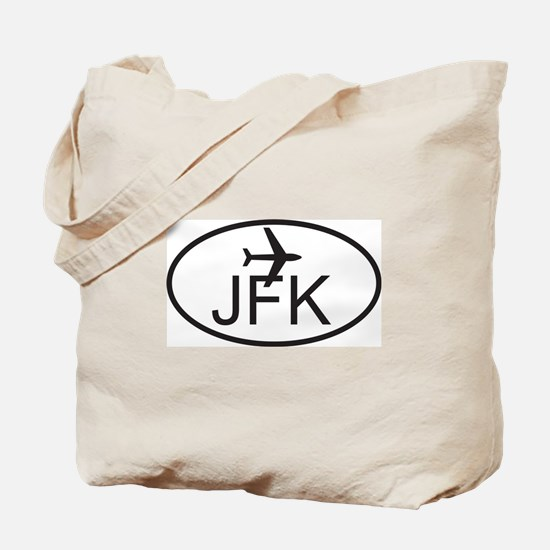 jfk airport.jpg Tote Bag