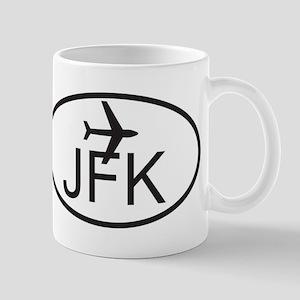 jfk airport Mug