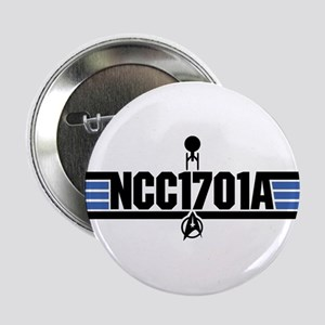 "USS Enterprise NCC-1701A 2.25"" Button"