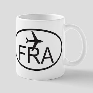 frankfurt airport Mug