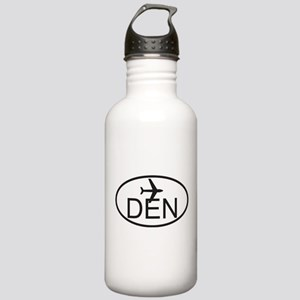 denver airport Stainless Water Bottle 1.0L