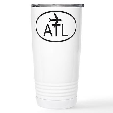 atlanta airport.jpg Stainless Steel Travel Mug