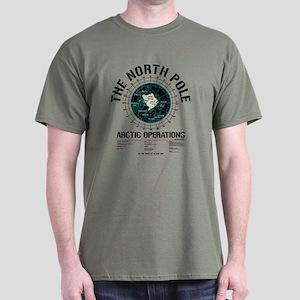 The North Pole Dark T-Shirt