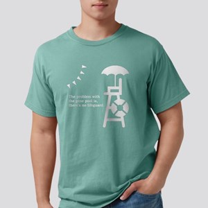 Lifeguard-ForBlack Mens Comfort Colors Shirt