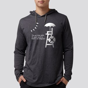 Lifeguard-ForBlack Mens Hooded Shirt